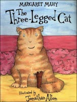 Cover of Three-Legged Cat