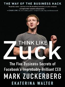 Cover of Think like Zuck