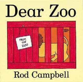 Cover of Dear Zoo