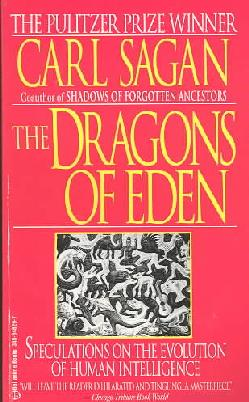 Cover of The Dragons of Eden
