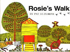 Cover of Rosie's Walk