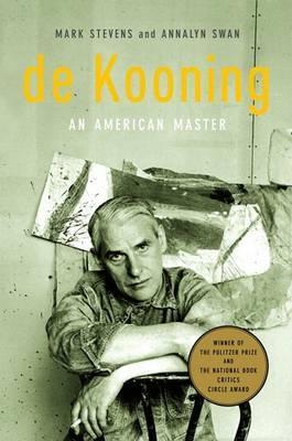 Cover of de Kooning