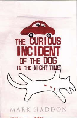 Cover: The Curious Incident of the Dog in the Night-Time