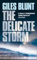 Book cover: The delicate storm