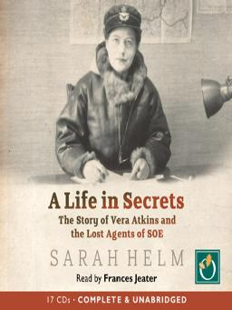 Cover of 'A Life in Secrets'