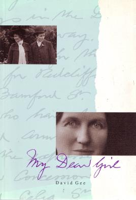 Cover of My Dear Girl: A Biography of Elizabeth McCombs