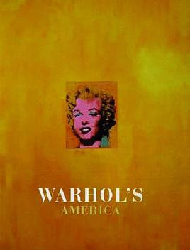 Cover of Warhol's America