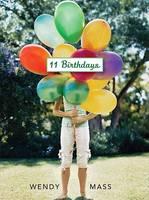 Book cover of 11 Birthdays