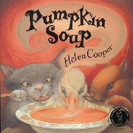 Cover of Pumpkin Soup