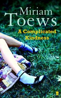 Book cover of A complicated kindness