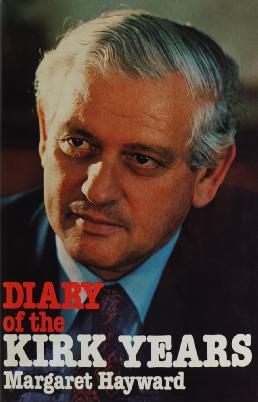 Cover of Diary of the Kirk years