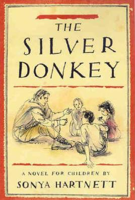 Cover of The Silver Donkey