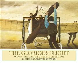 Book cover of The glorious flight