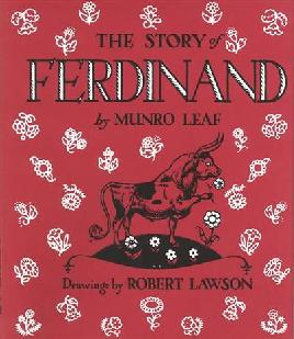 Cover of The story of Ferdinand
