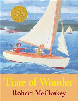 Book cover: Time of wonder