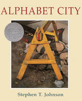 Book cover of Alphabet City
