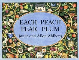 Cover of Each Peach Pear Plum
