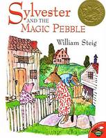 Book cover of Sylvester and the magic pebble