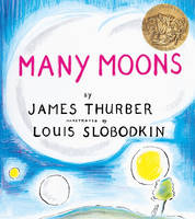 Book cover: Many moons