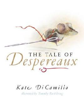 Book cover: The tale of Despereaux