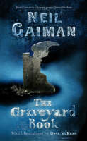 Cover: The Graveyard Book