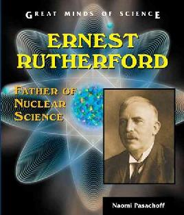Book cover of Ernest Rutherford