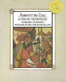 Book cover of Ashanti to Zulu