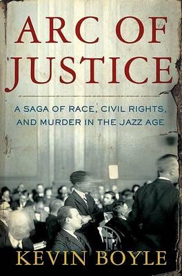 Cover of Arc of Justice