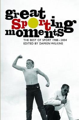Cover of Great sporting moments