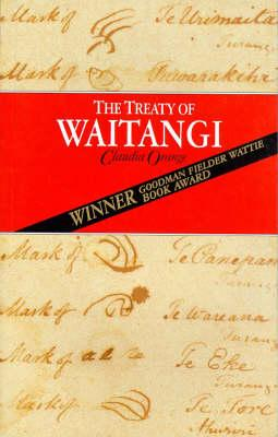 cover of The Treaty of Waitangi