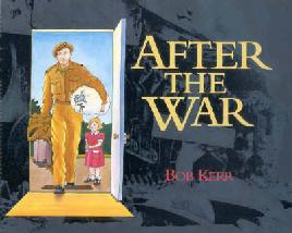 Book Cover of After the War