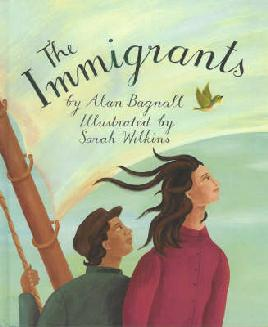 Book Cover of The Immigrants
