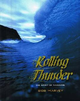 Cover of Rolling thunder