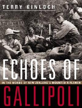 Cover of Echoes of Gallipoli