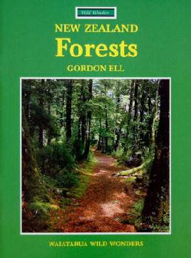 Book Cover of NZ Forests