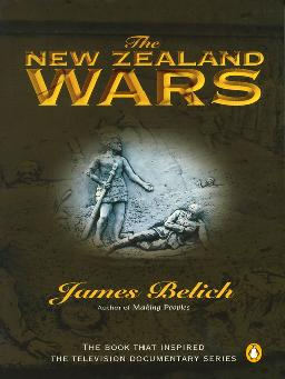 Cover of The New Zealand Wars