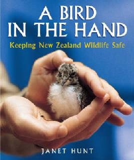 Book cover of A Bird in the Hand