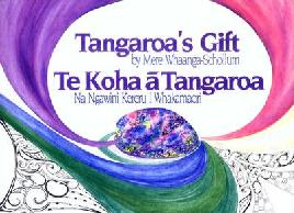 Book Cover of Tangaroa's Gift