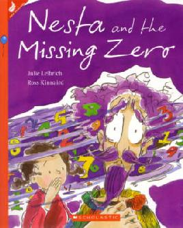 Book Cover of Nesta and the Missing Zero