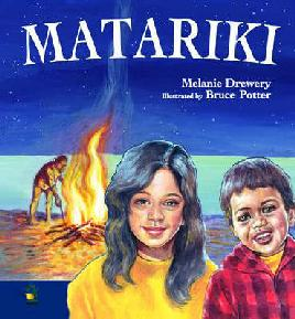 Catalogue link for Matariki by Melanie Drewery