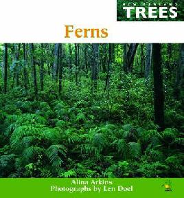 Book cover of Ferns