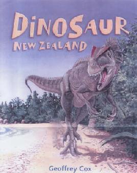 Cover of Dinosaur New Zealand