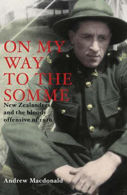 Cover of On my way to the Somme