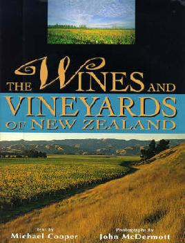 Cover of The wines and vineyards of New Zealand
