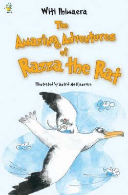 Book Cover of The Amazing Adventures of Razza the Rat