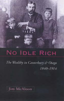 Cover of No idle rich