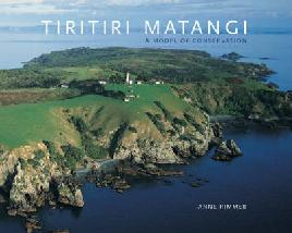 Cover of Tiritiri Matangi: A model of conservation