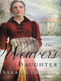 Cover of The weaver's daughter