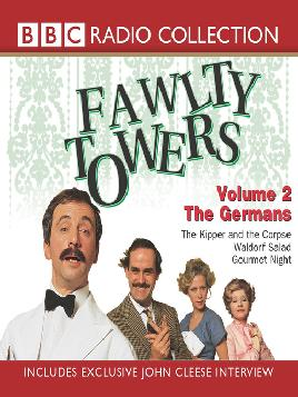 Cover of Fawlty Towers Volume 2