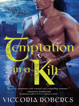 Cover of Temptation in a kilt